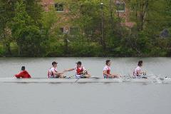 Then Men's 4 winning